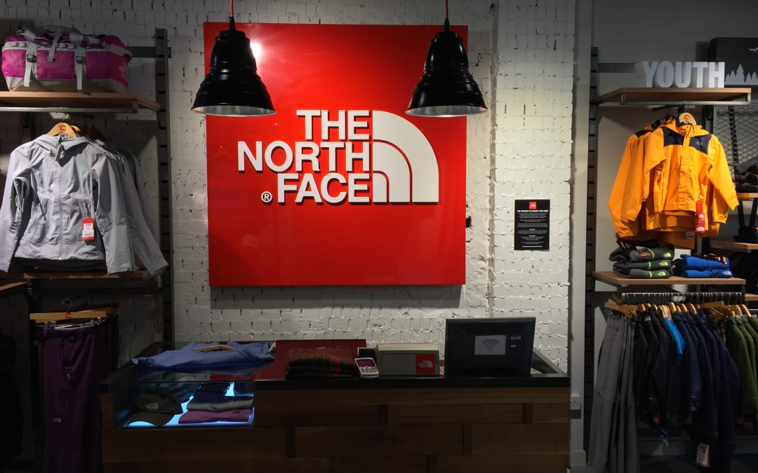 The North Face, Covent Garden
