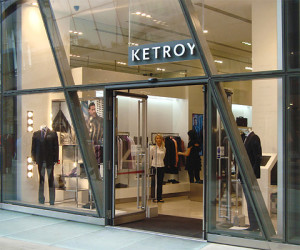 Ketroy, New Change, London